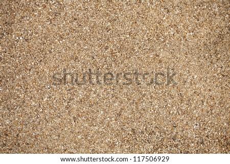 Sand background - stock photo
