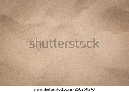 sand background and texture - stock photo