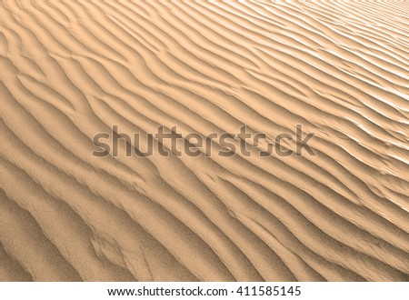 sand natural - stock photo