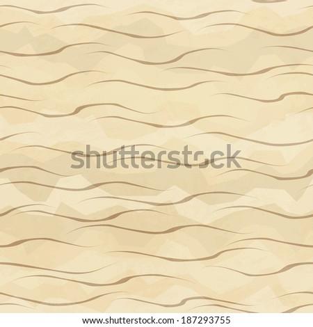 sand seamless pattern (raster version) - stock photo