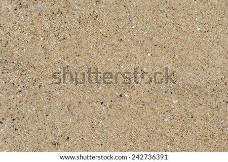 Sand texture backgrounds - stock photo