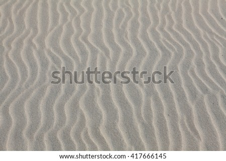 sand texture for background from Baltic sea. - stock photo