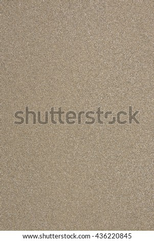 Sand texture or seamless sand background or sandy beach for background - top view. - stock photo