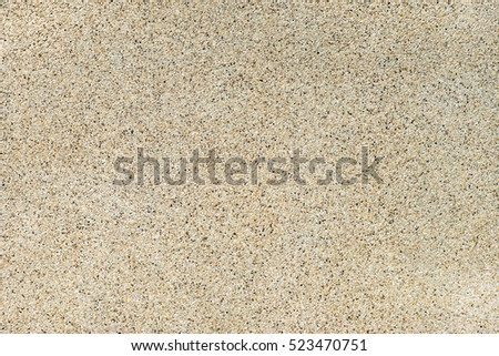 sand washed gravel texture. floor-wall finishing surface
