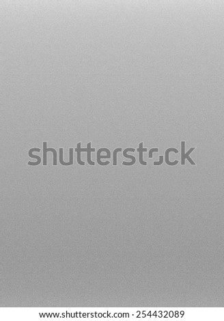 Sandpaper background, extra fine grit, abstract light grey illustration - stock photo