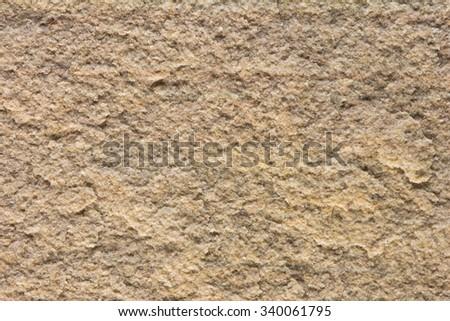 Sandstone texture - stock photo