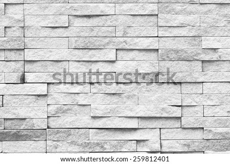 Sandstone texture,sandstone brick,textured background, Black and white style - stock photo