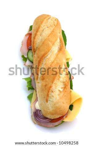 Sandwich - stock photo