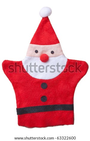 Santa Claus - stock photo