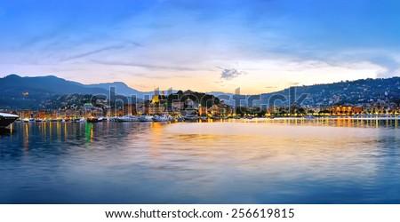 Santa Margherita Ligure - stock photo