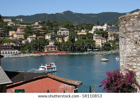 Santa Margherita Ligure, in Italy