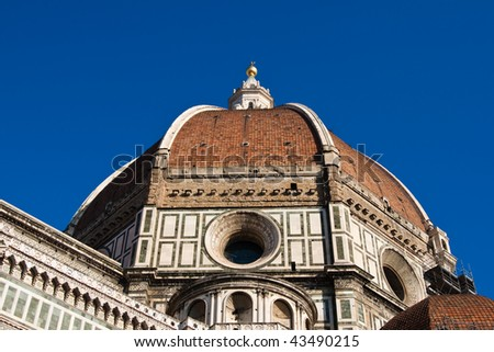 Santa Maria del Fiore is the cathedral church (Duomo) of Florence