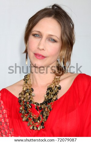 SANTA MONICA, CA - FEB 26:  Vera Farmiga arrives at the 2011 Film Independent Spirit Awards at the Beach on February 26, 2011 in Santa Monica, CA - stock photo