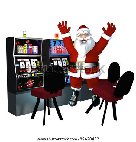 Santa Claus Slot Machine