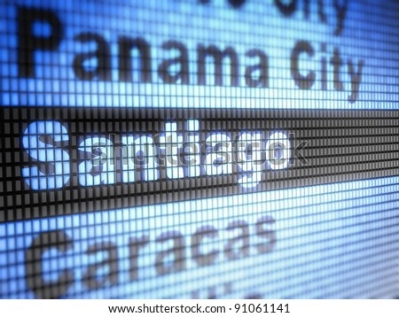 Santiago.