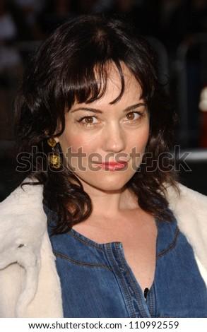 "Sarah Aubrey at the World Premiere of ""The Kingdom"". Mann Village Westwood, Westwood, CA. 09-17-07 - stock photo"