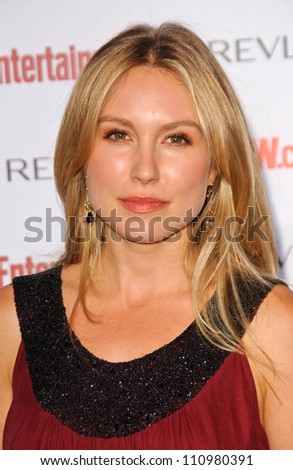 Sarah Carter  at Entertainment Weekly's 5th Annual Pre-Emmy Party. Opera and Crimson, Hollywood, CA. 09-15-07