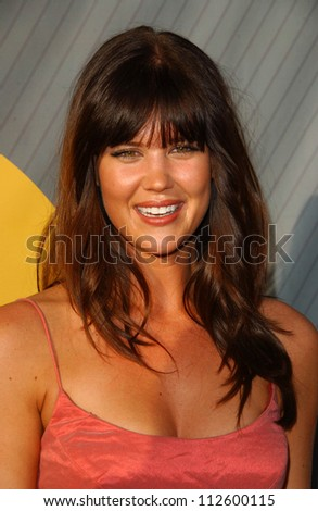 Sarah Lancaster at the NBC All-Star Party 2007. Beverly Hilton Hotel, Beverly Hills, CA. 07-17-07