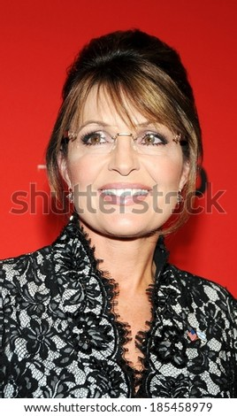 <b>Sarah Palin</b> at TIME 100 Most Influential People in the World Annual Gala, <b>...</b> - stock-photo-sarah-palin-at-time-most-influential-people-in-the-world-annual-gala-time-warner-center-new-185458979