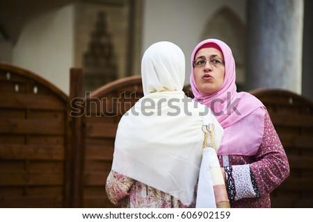 the life of muslim women in bosnia and herzegovina