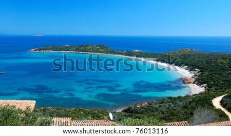 Sardinia - stock photo