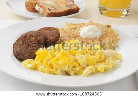 Breakfast Sausage Patties Stock Images, Royalty-Free ...