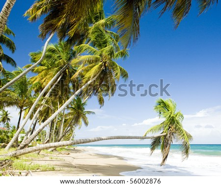 Sauteurs Bay, Grenada - stock photo