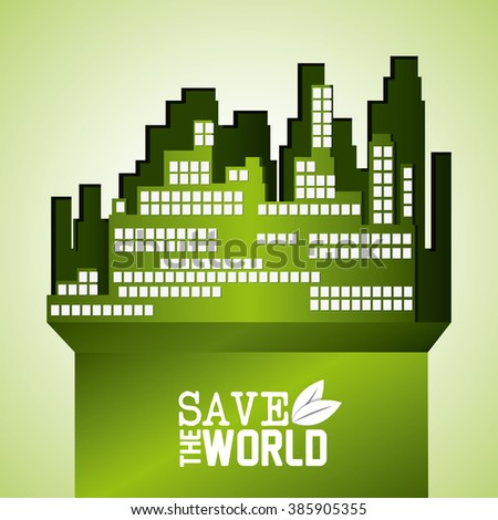 Save world design