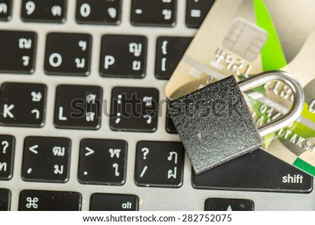 Save your payment online with white background.