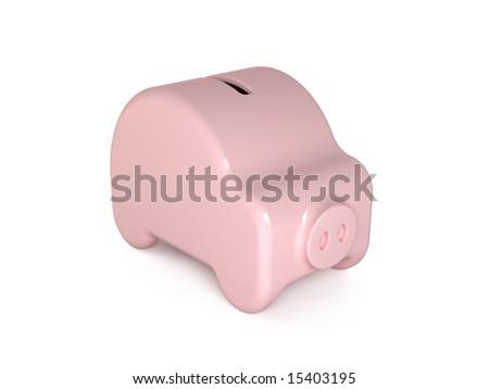 Saving Money for a Car - stock photo