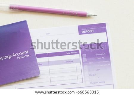Bank Deposit Slip Stock Images, Royalty-Free Images & Vectors ...