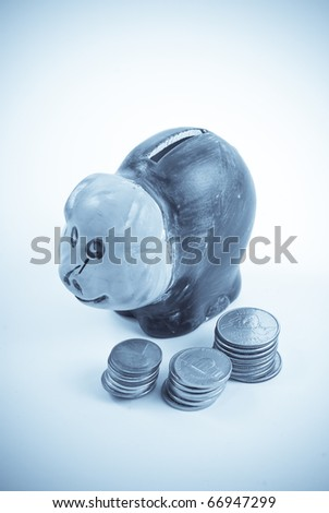 Savings Concept Image - stock photo