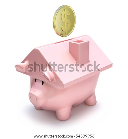 Savings for a house