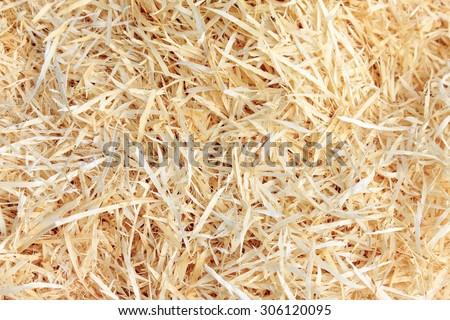Sawdust - stock photo