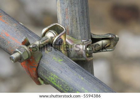 Scaffolding Swivel Connector