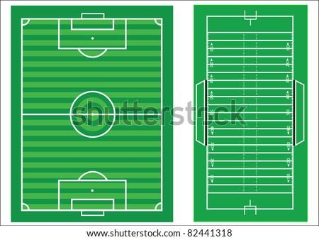 American soccer field size