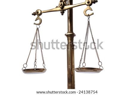 Scales - stock photo