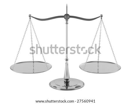 Scales - stock photo