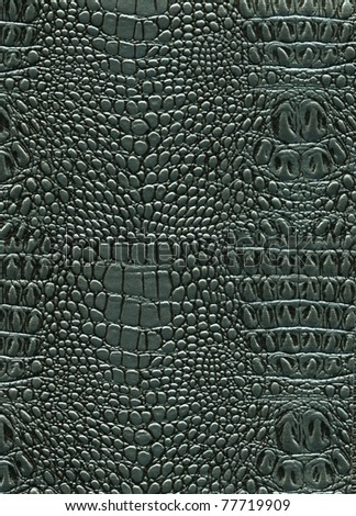 scanned texture of artificial leather - stock photo