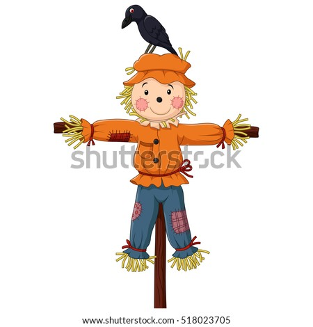 Scarecrow Stock Images Royalty Free Images Amp Vectors