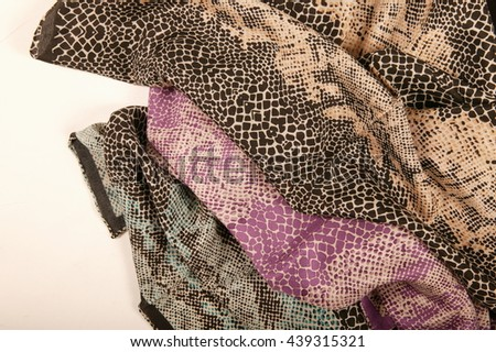 scarf, scarfs isolated, fashion for woman