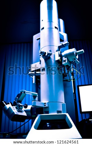 Modern Electron Microscope Electron Microscope St...
