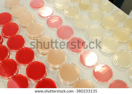 Science research detail, for medical, industry and scientific themes. - stock photo