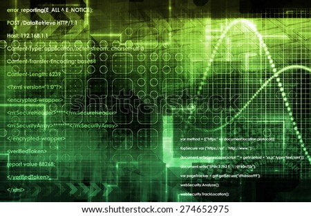 Science Research in the Medicine Biology Field - stock photo