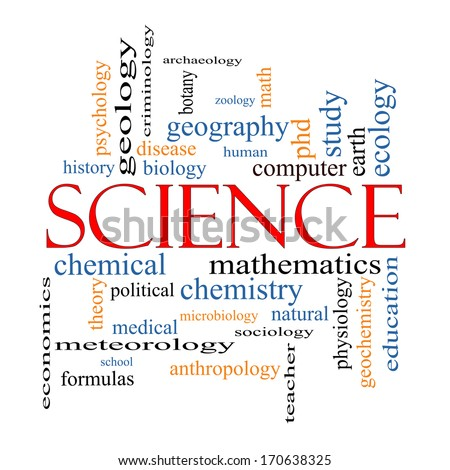 science terminology If you're new to doing research, then you may want to begin by learning some of the terms used in discussing science projects this brief glossary covers the main.