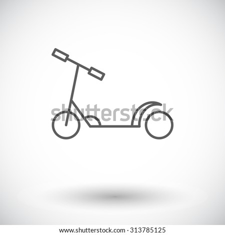 stock-photo-scooter-child-icon-thin-line-flat-related-icon-for-web-and-mobile-applications-it-can-be-used-as-313785125.jpg