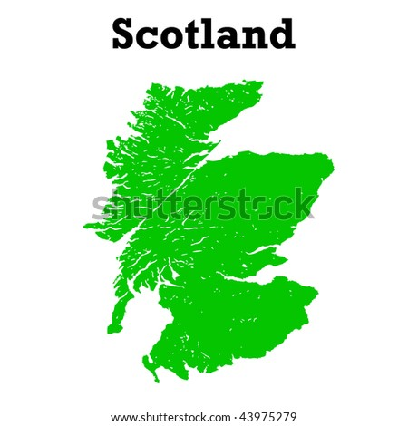 Scotland - stock photo