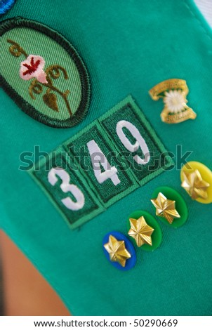 girl scouts stock images royalty free images amp vectors