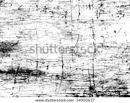 scratch bump alpha map for damaged wood surface for use  in 3d software - stock photo