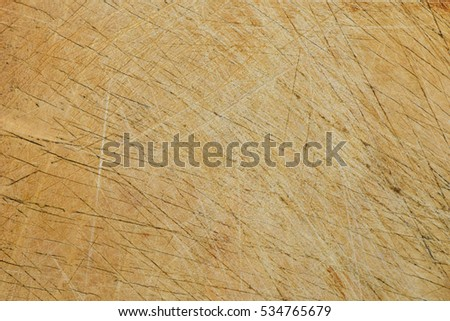 Scratch old hardwood for background and textured